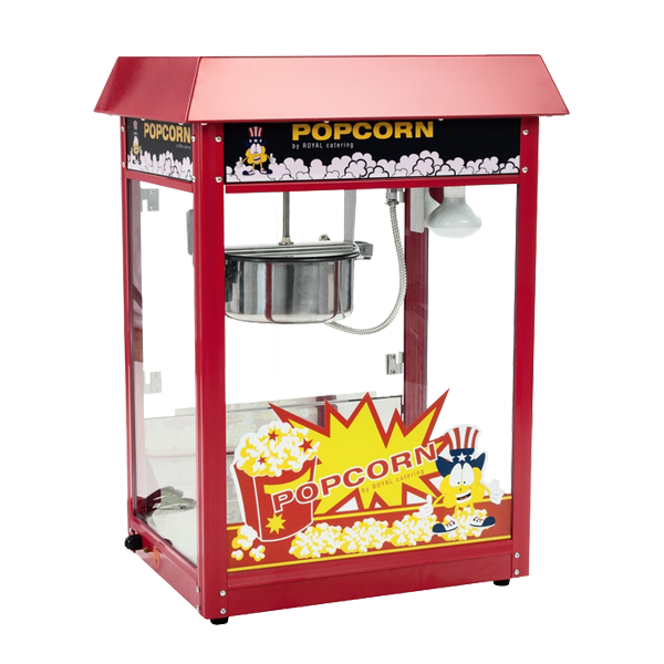 popcorn machine transparent png