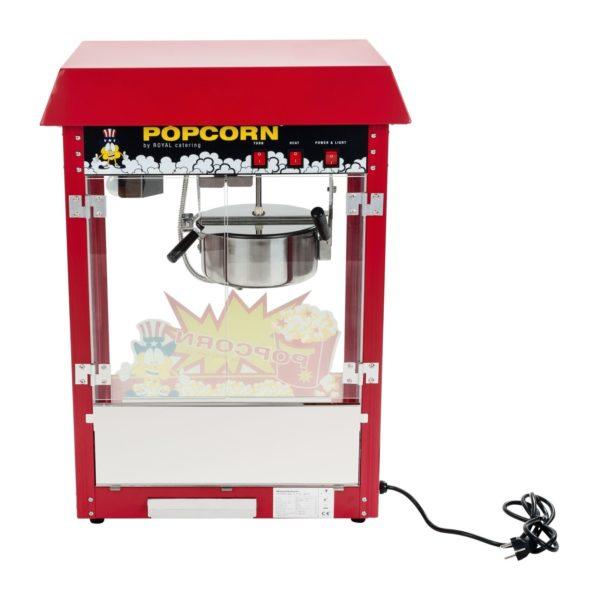 Stroj na popcorn 1600W - RCPR- 16E 3