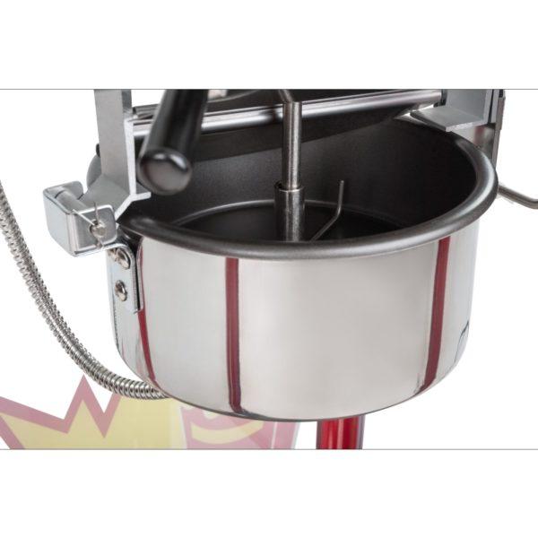 Stroj na popcorn 1600W - RCPR- 16E 5