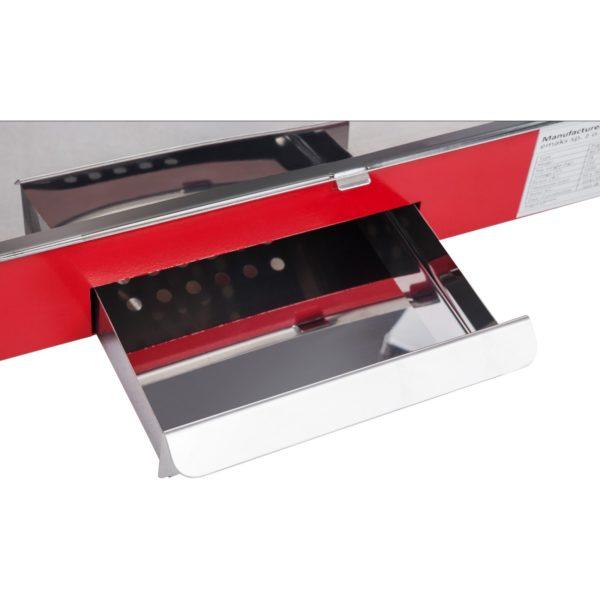 Stroj na popcorn 1600W - RCPR- 16E 6