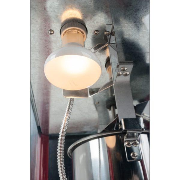 Stroj na popcorn 1600W - RCPR- 16E 7