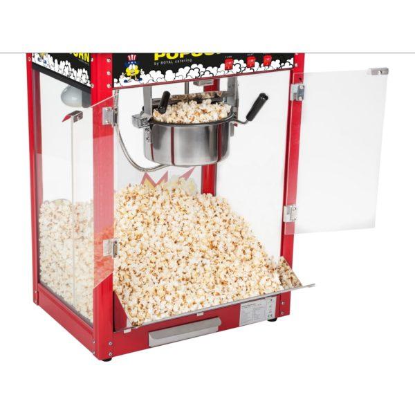 Stroj na popcorn 1600W - RCPR- 16E 8