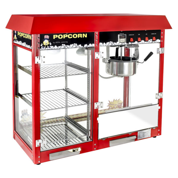 Stroj na popcorn 1700w XXL RCPC 16E 1