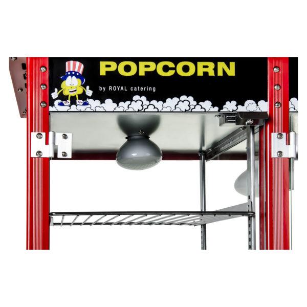 Stroj na popcorn 1700w XXL RCPC 16E 6