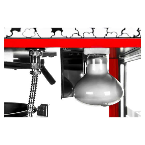 Stroj na popcorn 1700w XXL RCPC 16E 7