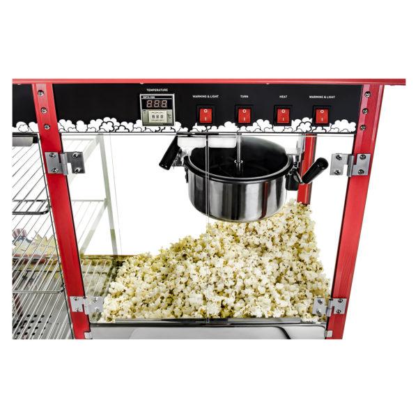 Stroj na popcorn 1700w XXL RCPC 16E 8