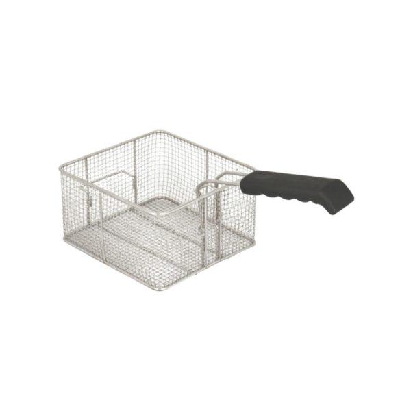Fritéza 1 x 16 L + spodní skříň (1005) - kôš