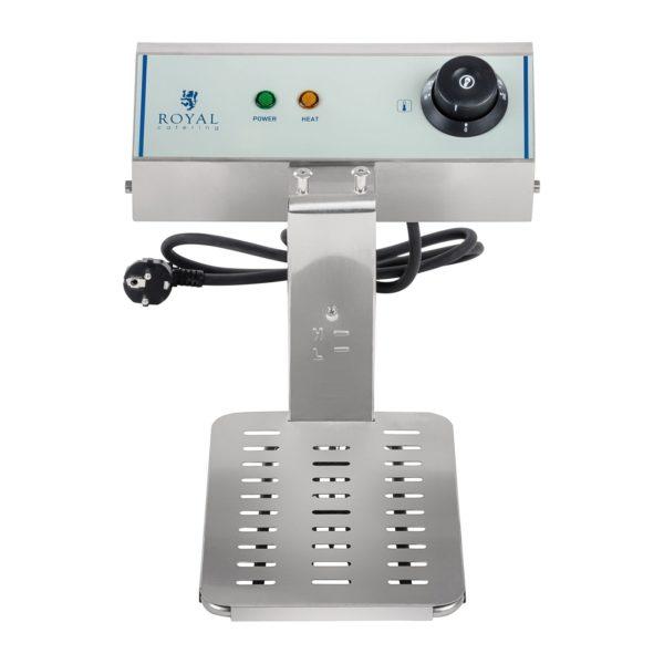 Fritéza 2 x 10 L - E.G.O. termostat (1255) - topné teleso