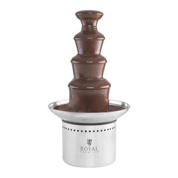 Čokoládová fontána - 4 patra - 6 kg RCCF-230W - 1