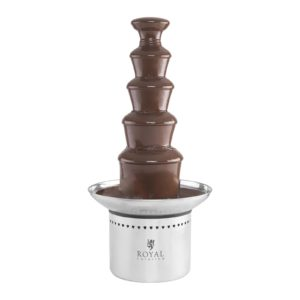 Čokoládová fontána - 5 pater - 8 kg RCCF-300W - 1