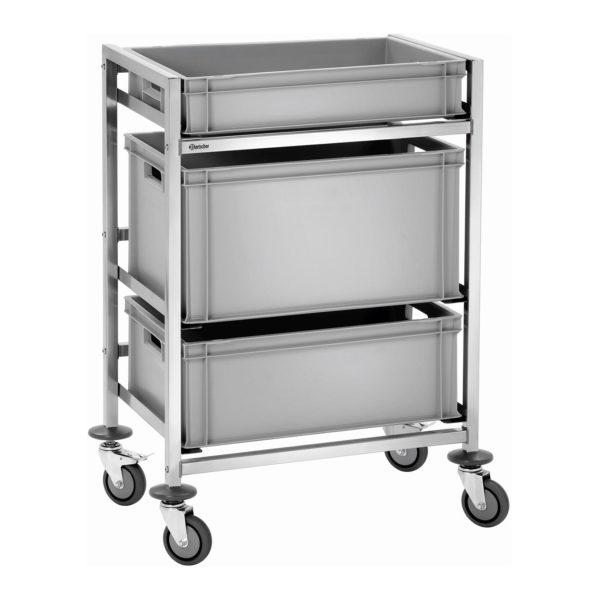 Bartscher úklidový vozík na krabice ENK-3EB 300064 - 1