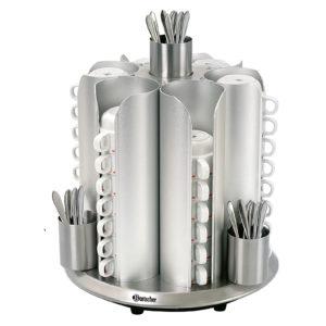 Bartscher Ohřívač hrnků - na 48 hrnků, CNS 103067 - 1