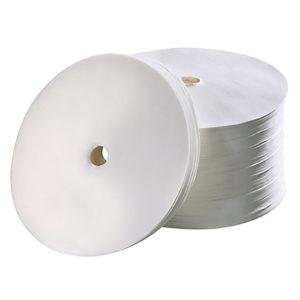 Bartscher filtrovací papír kulatý - 195 mm, 250 ks A190009250 - 1