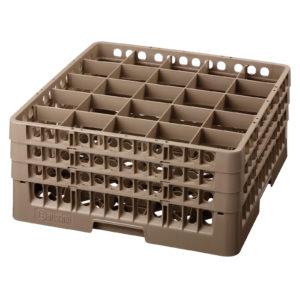 Bartscher koš na sklenice do myčky - 25 přihrádek 5330 - 1 (koš na sklenice do myčky)