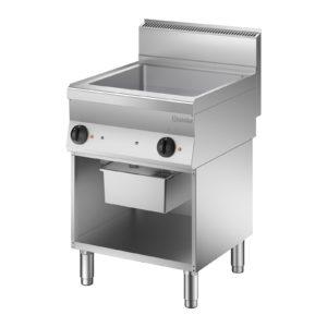 Bartscher multigril na pečení 650 - Š 600mm - vč. odkapávací nádoby 115157 - 1 (multigril na pečení)
