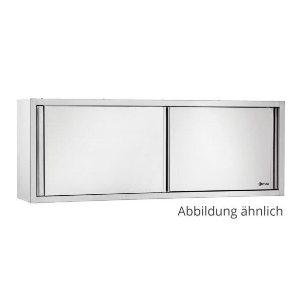 Bartscher nástěnná skříň SE zásuvnými dveřmi - 400 - Š 1600mm 314165 - 1