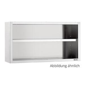 Bartscher nástěnná skříň otevřená 400 - Š 1400mm 313145 - 1