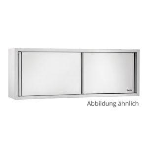 Bartscher nástěnná skříň zásuvné dveře - 400 - Š 1200mm 314125 - 1