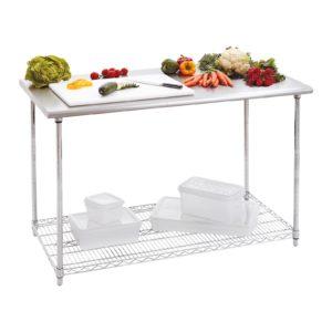 Bartscher pracovní stůl 600 - Š 1200mm - 1 plocha 601152 - 1