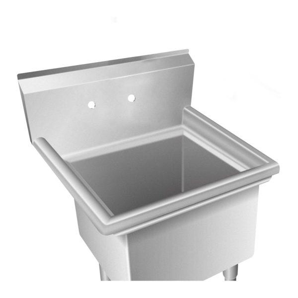Mycí stůl - 1 dřez - 58 x 60 x 110 cm RCHS-7 3