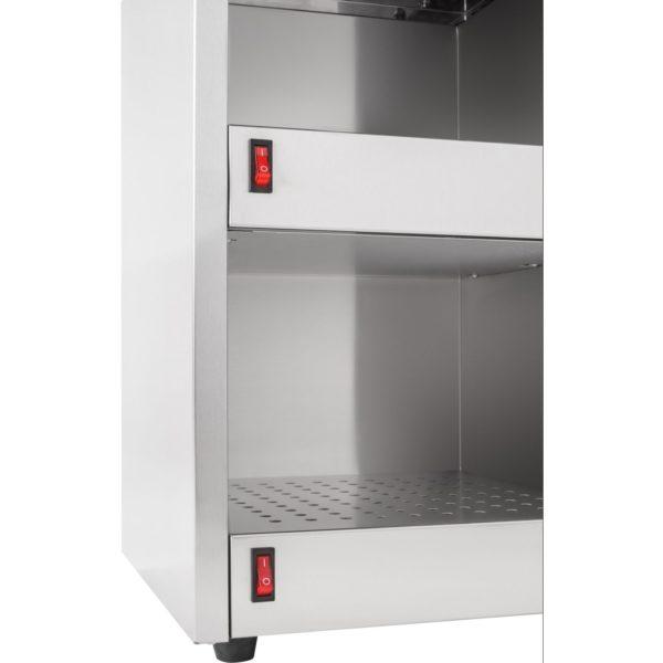Ohřívač hrnků - 72 hrnků RCCW-100 - 4