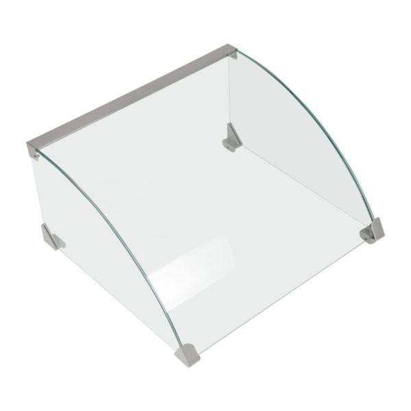 Opékač párků - 9 válců - ušlechtilá ocel - 4 (sklo)