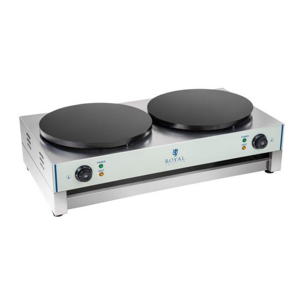 Palačinkovač - 40 cm - 2 x 3000 wattů - 2.0. RCEC-6000-E - 1 (palačinkovač)