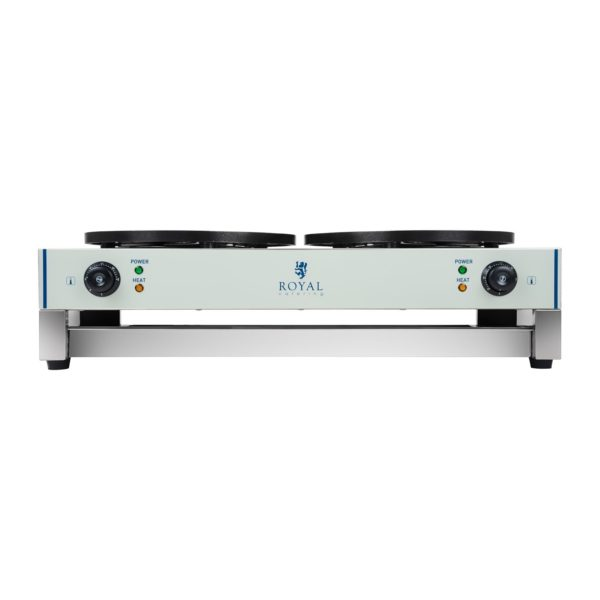 Palačinkovač - 40 cm - 2 x 3000 wattů - 2.0. RCEC-6000-E - 4