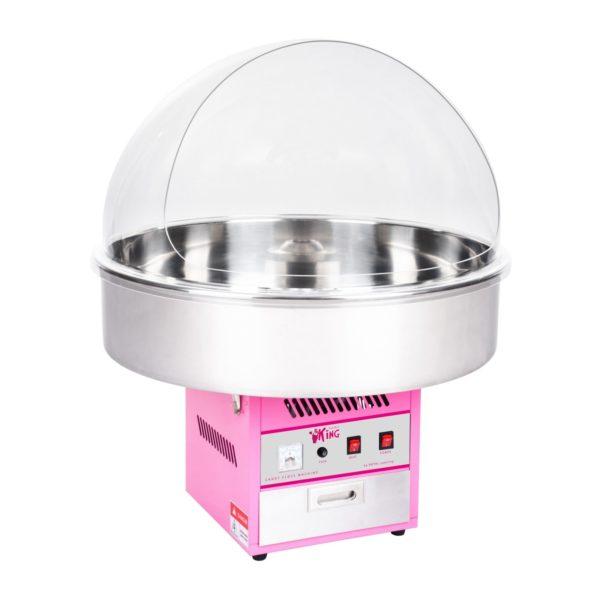 Stroj na cukrovou vatu - 72 cm - ochranný kryt RCZK-1200XL - 1