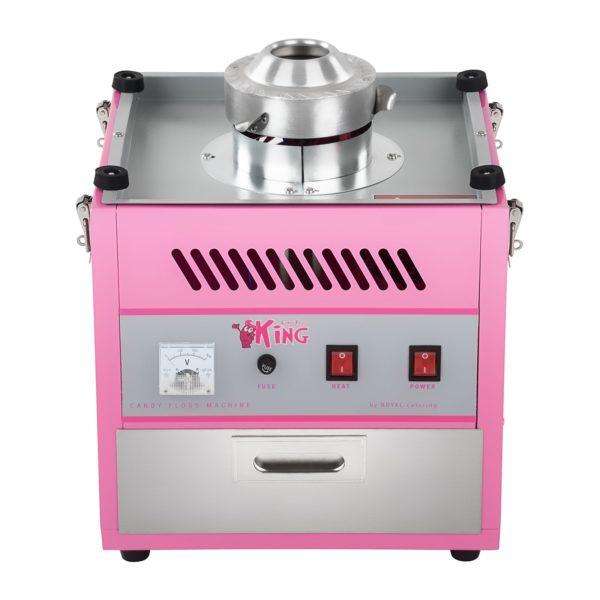 Stroj na cukrovou vatu s vozíkem - 52 cm RCZC-1200-W - 3