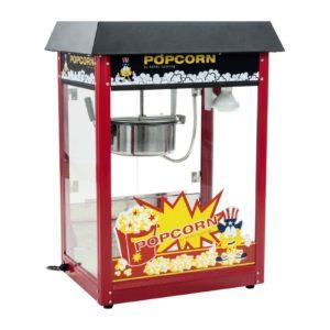 Stroj na popcorn - černý RCPS-16E - 1 (stroj na popcorn)