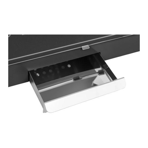 Stroj na popcorn černý - americký design RCPS-16.2 - 6