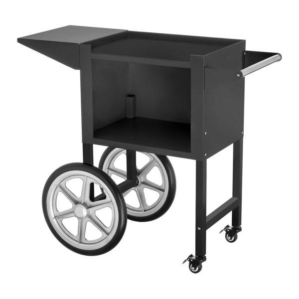 Stroj na popcorn s vozíkem - černý RCPW.16.2 - 10