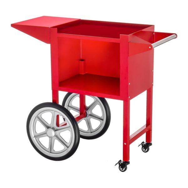 Stroj na popcorn s vozíkem - červený RCPW.16.2 - 10