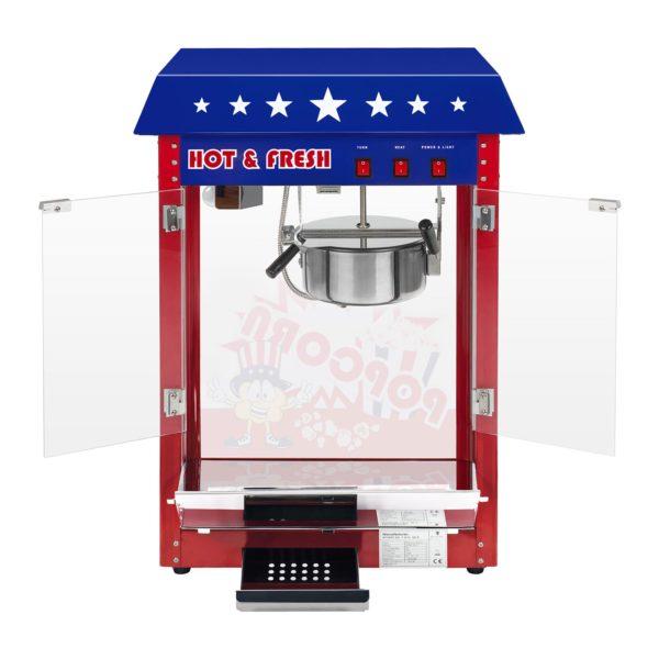 Stroj na popcorn - vč. vozíku - USA design RCPW-16.1 - 4