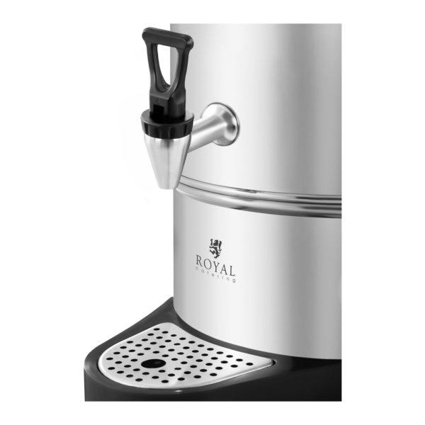 Varný termos - 10 litrů - odkapávací miska RCWK 10A - 5