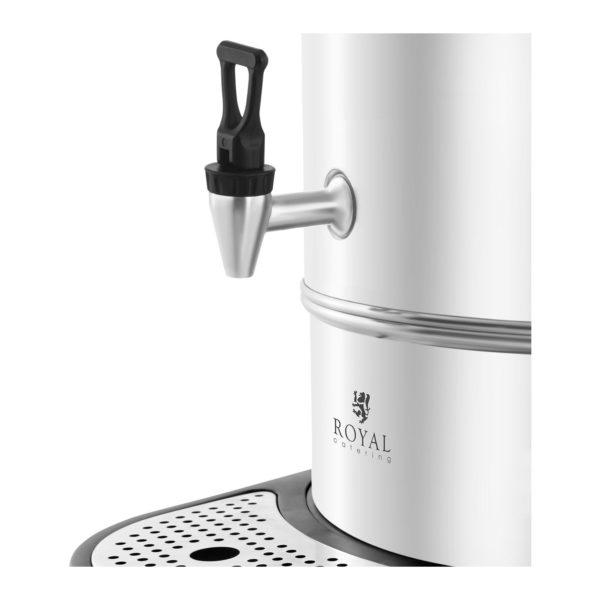 Varný termos - 20 litrů - odkapávací miska RCWK 20A - 5