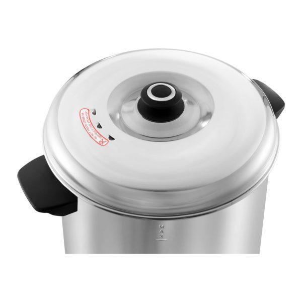 Varný termos - 30 litrů - odkapávací miska RCWK 30A - 3