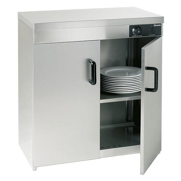 Bartscher Ohřívač talířů - 2 dveře - na 110 - 120 talířů 103122 - 1