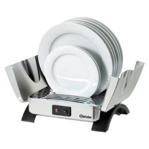 Bartscher ohřívač talířů- 12 talířů - 300W A120812 - 1