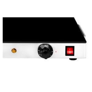 Varná deska - 260 wattů - skleněný povrch RCHP-500G - 2