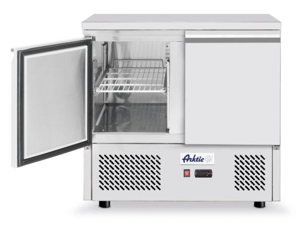 Chladící stůl 2 dveřový s pracovní plochou, 900x700x880 mm Arktic, 232019 - 2