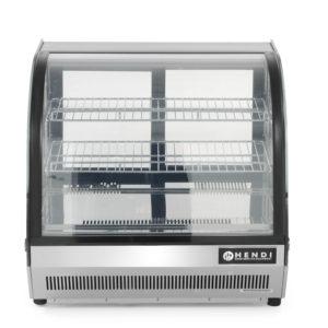 Chladící vitrina 110 l, 700x557x670 mm HENDI, 233207