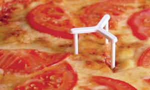 Distanční podložka na pizzu 35 mm, 500 ks. HENDI, 709900