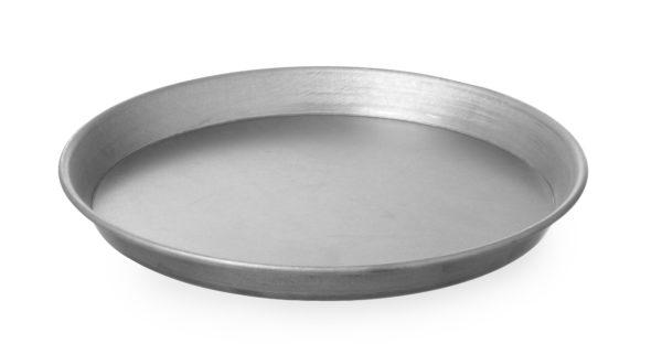 Kulatý plech na pizzu s uhlíkové oceli o průměru 450 mm HENDI, 617977