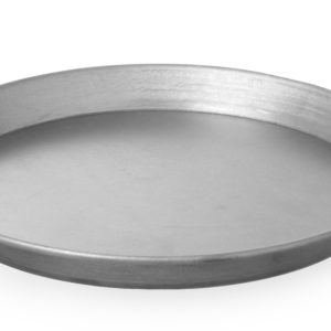 Kulatý plech na pizzu z uhlíkové oceli o průměru 400 mm HENDI, 617960
