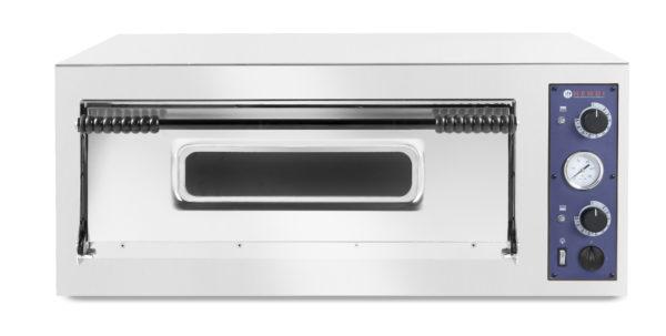 Pizza pec jednokomorová XL, 6 x pizza 35 cm, 1000x1315x415 mm HENDI, Kitchen Line