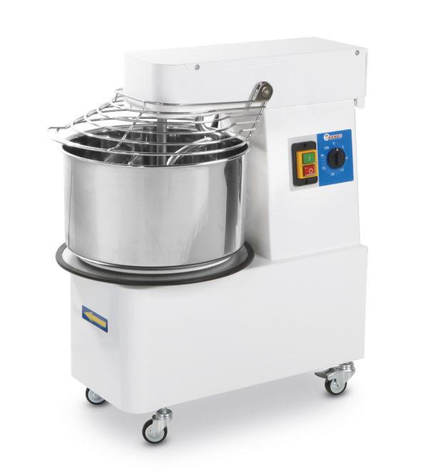 Spirálový mixér s pevnou mísou 10 L, 0,37 kW | HENDI, 226315.