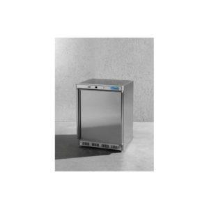 Chladící skříň z nerezové oceli 130 l HENDI, Budget Line - 1