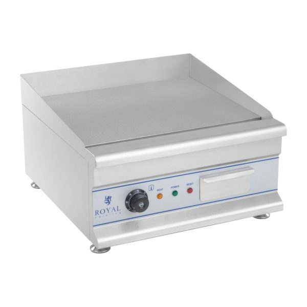 Elektrická grilovací deska - 50 cm - hladká - 1 x 3,2 kW - 1